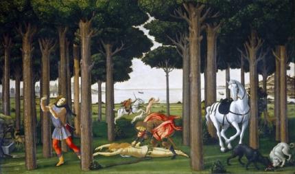 The Story of Nastagio degli Onesti II