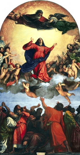 Our Lady Ascension
