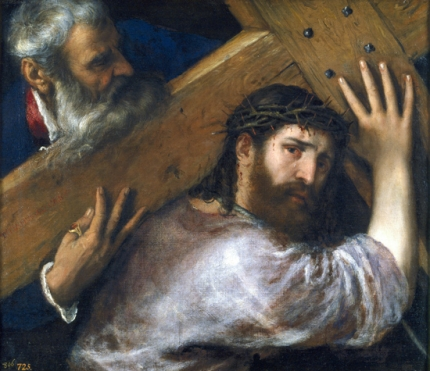 Christ Carrying the Cross 1565