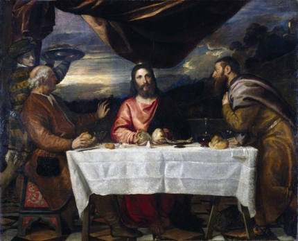 The Supper at Emmaus 1545
