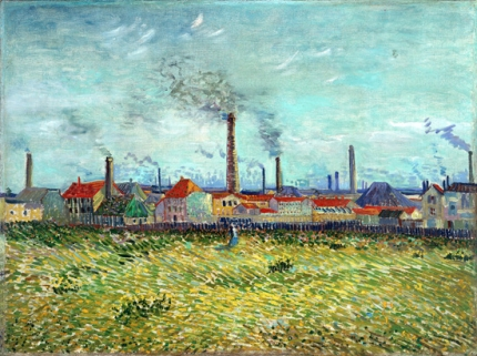 Factories At Clichy