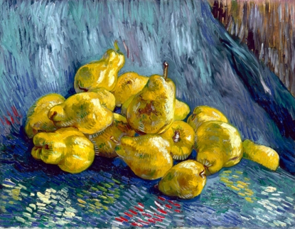 Still Life With Quinces 1887