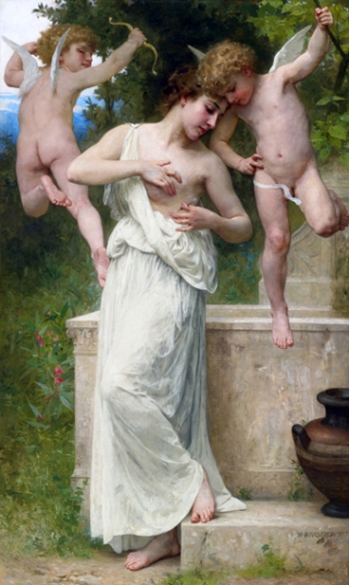 Blessures d'amour 1897
