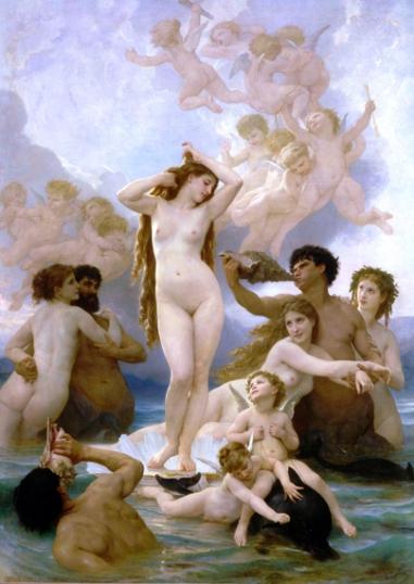 The Birth of Venus (1879)