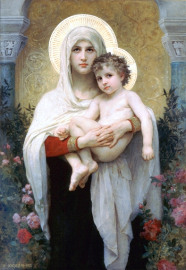 The Madonna of The Roses