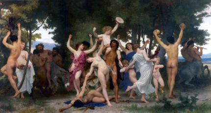 The Youth of Bacchus (1884)