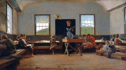 The Country School 1871