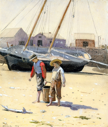 A Basket of Clams 1873
