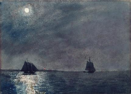Eastern Point Light 1880