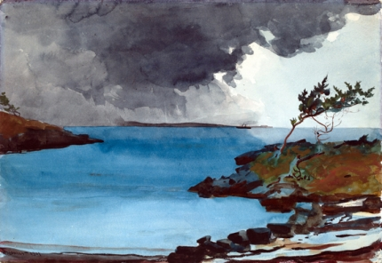 The Coming Storm, 1901