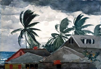 Hurricane, Bahamas 1898
