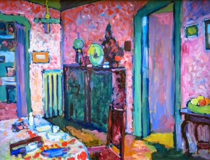 Interior (My Dining Room)