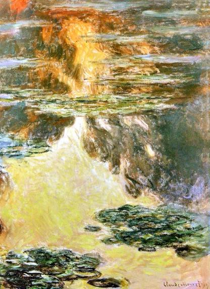 睡蓮の池 by クロード·モネ