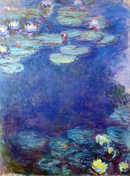 Water Lilies, 1914-17 by Claude Monet