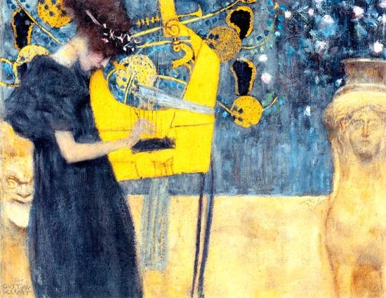 Music by Gustav Klimt