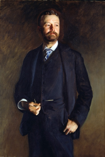 Henry Cabot Lodge 1890 by ジョン·シンガー·サージェント