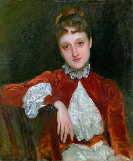 Mrs. Charles Deering (Marion Denison Whipple) 1888 by John Singer Sargent
