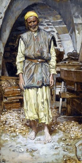 Saint Joseph by James Tissot