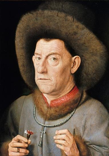 Order of Saint Anthony by Jan Van Eyck