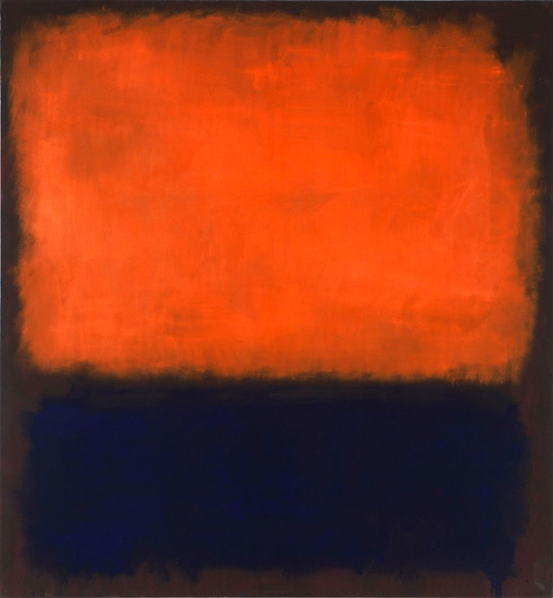 No. 14 by Mark Rothko (Inspired by)