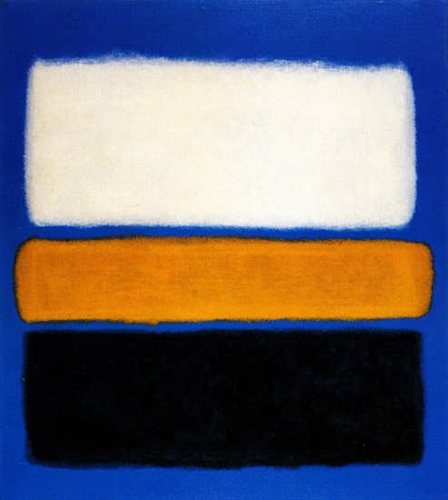 No. 16 - 1961 by Mark Rothko (Inspired by)