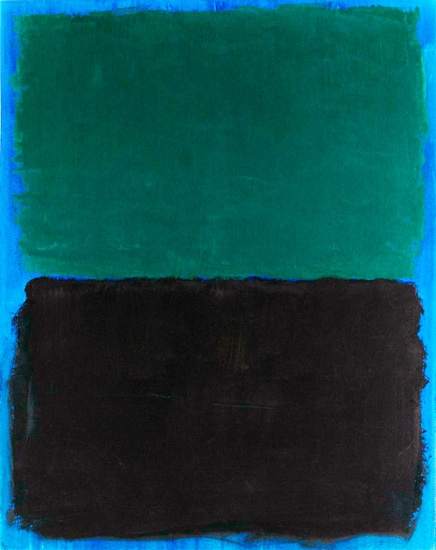 Untitled, 1969 by Mark Rothko (Inspired by)