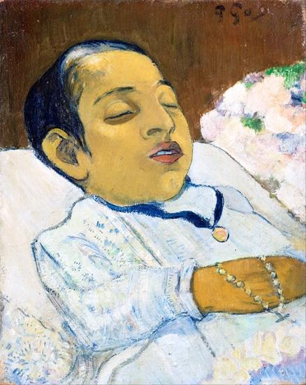 Atiti by Paul Gauguin