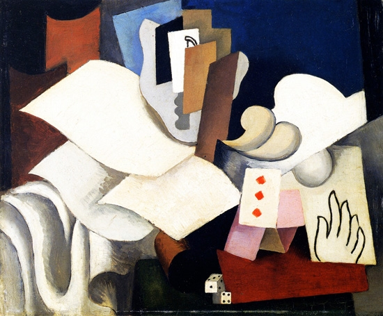 The Magician by Roger Fresnaye