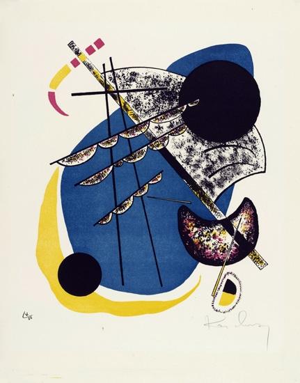 Small Worlds II by Wassily Kandinsky