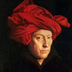 Paintings by Jan Van Eyck