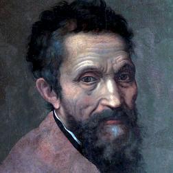 Paintings by Michelangelo Buonarroti