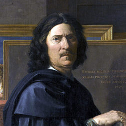 Paintings by Nicolas Poussin