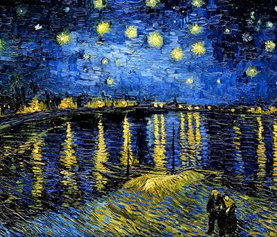 Painting of the week-Haystacks by Claude Monet