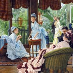 Genre Art Paintings