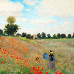Impressionism style paintings