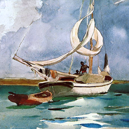 Boat Paintings