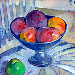 Collection of still life paintings