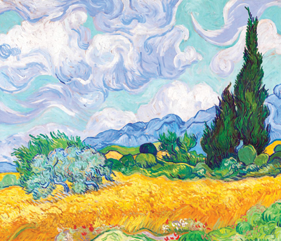 Vincent Van Gogh Oil Painting Reproductions