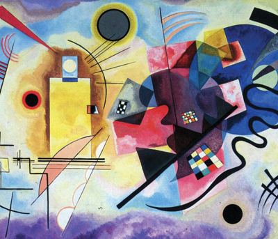 Wassily kandinsky Oil Painting Reproductions